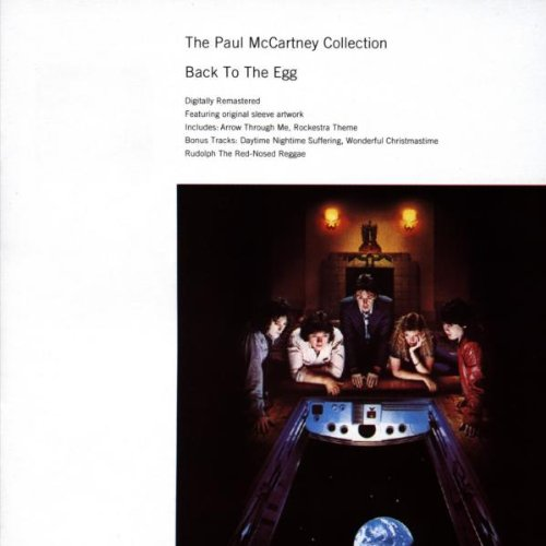 Paul McCartney & Wings Old Siam, Sir cover art