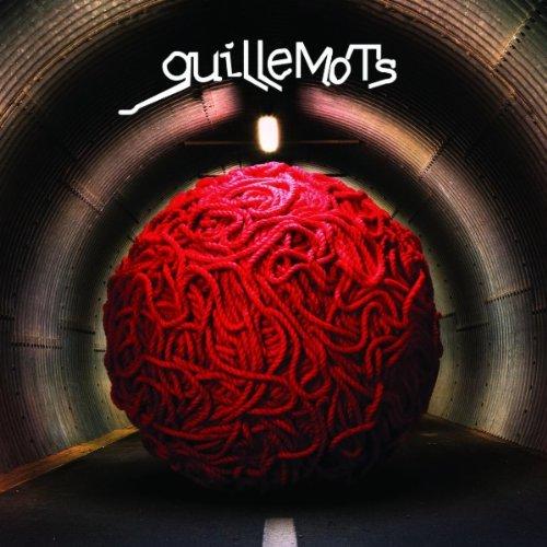 Guillemots Get Over It cover art