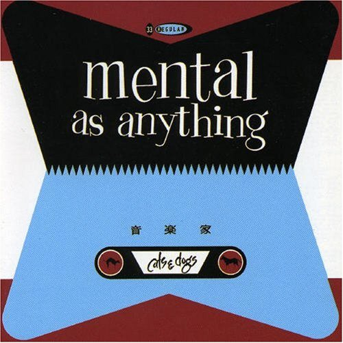 Mental As Anything Too Many Times cover art