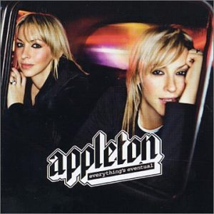 Appleton Don't Worry cover art