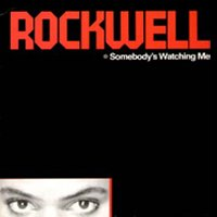 Rockwell Somebody's Watching Me cover art