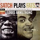 Louis Armstrong Honeysuckle Rose cover art