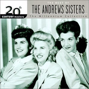 The Andrews Sisters Let's Have Another One cover art