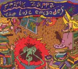 Frank Zappa Inca Roads cover art