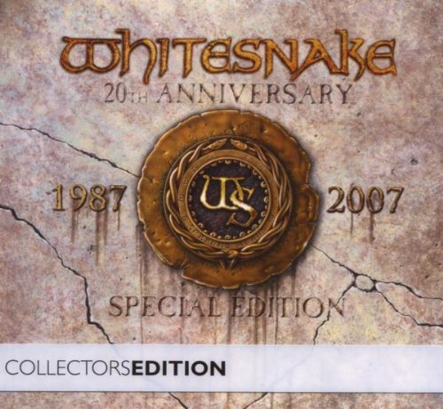 Whitesnake Give Me All Your Love cover art