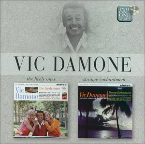 Vic Damone Marie cover art