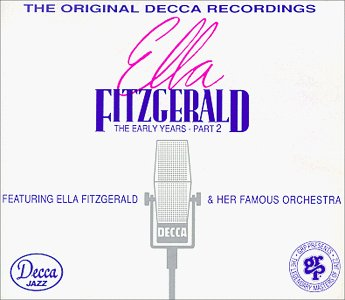 Ella Fitzgerald Dedicated To You cover art