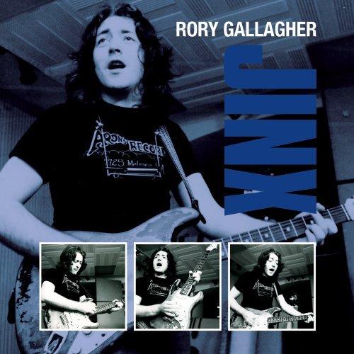 Rory Gallagher Big Guns cover art