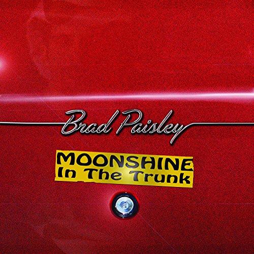 Brad Paisley Perfect Storm cover art