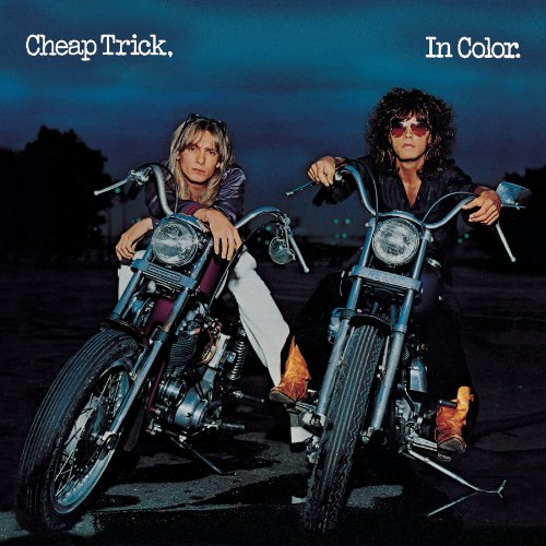 Cheap Trick I Want You To Want Me cover art