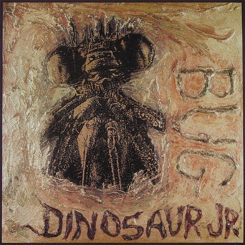 Dinosaur Jr. Freak Scene cover art