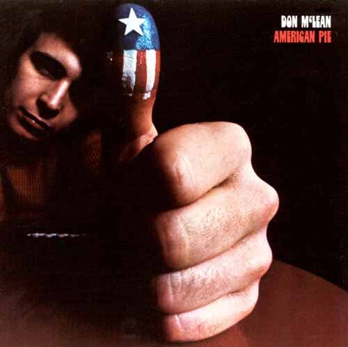 Don McLean American Pie cover art