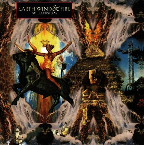 Earth, Wind & Fire Sunday Morning cover art