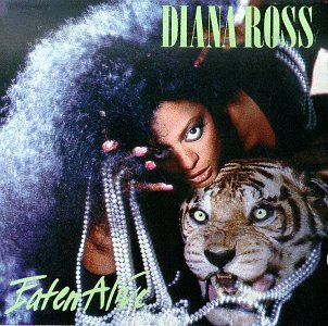 Diana Ross Chain Reaction cover art