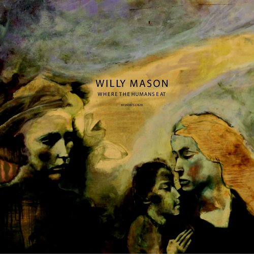 Willy Mason Oxygen cover art