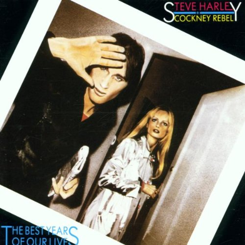 Steve Harley & Cockney Rebel Make Me Smile (Come Up And See Me) cover art