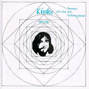 The Kinks Lola cover art