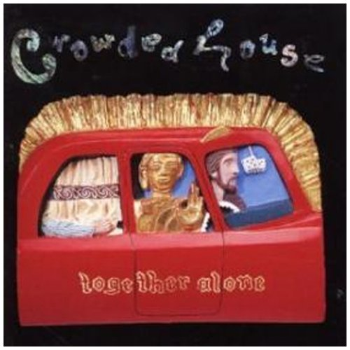 Crowded House Locked Out cover art