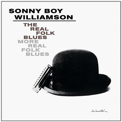 Sonny Boy Williamson Help Me cover art