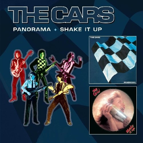 The Cars Getting Through cover art