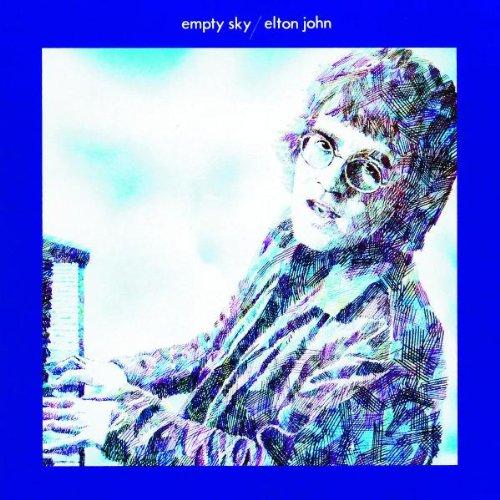 Elton John Skyline Pigeon cover art