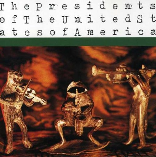 Presidents Of The United States Of America Lump cover art