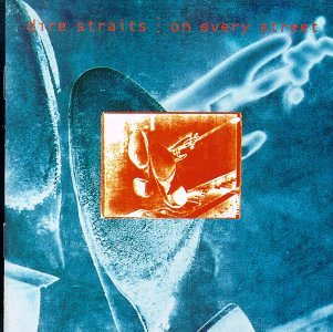 Dire Straits Heavy Fuel cover art