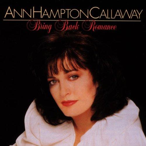 Ann Hampton Callaway You Can't Rush Spring cover art