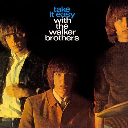 The Walker Brothers Make It Easy On Yourself cover art