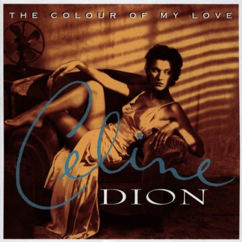 Celine Dion Love Doesn't Ask Why cover art