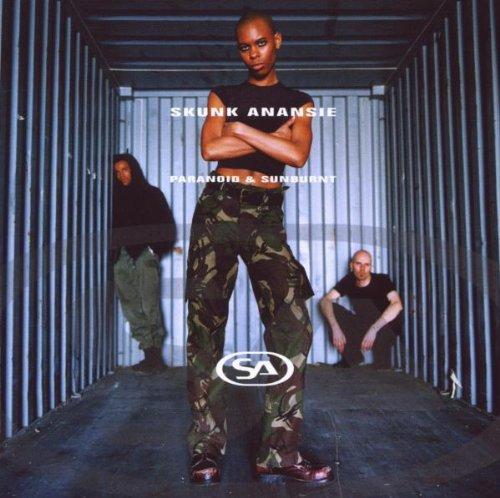 Skunk Anansie Weak cover art