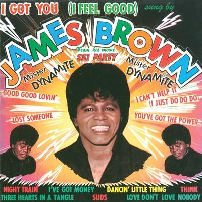 James Brown I Got You (I Feel Good) cover art