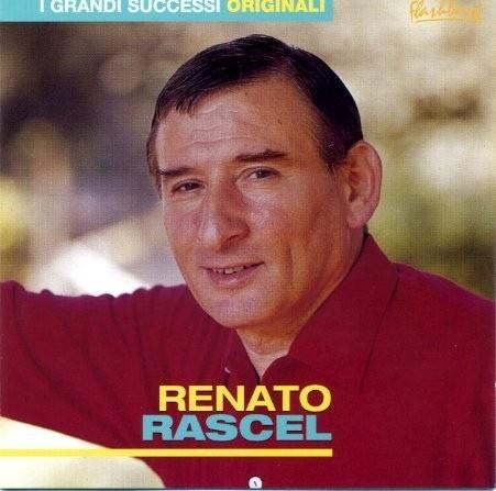 Renato Rascel Romantica cover kunst