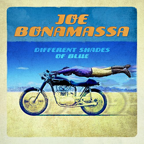 Joe Bonamassa Heartache Follows Wherever I Go cover art