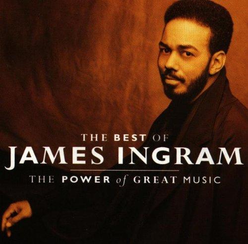 James Ingram One Hundred Ways cover art