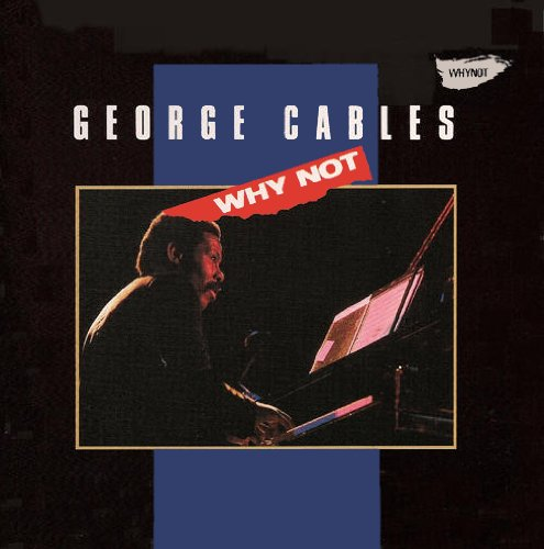 George Cables Think On Me cover art