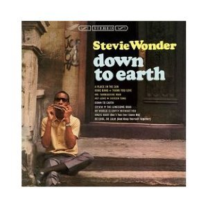 Stevie Wonder A Place In The Sun cover art