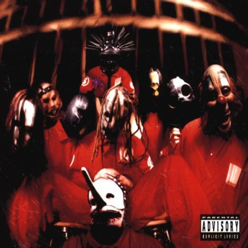 Slipknot Spit It Out cover art