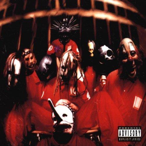 Slipknot Wait And Bleed cover art