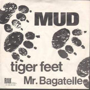 Mud Tiger Feet cover art