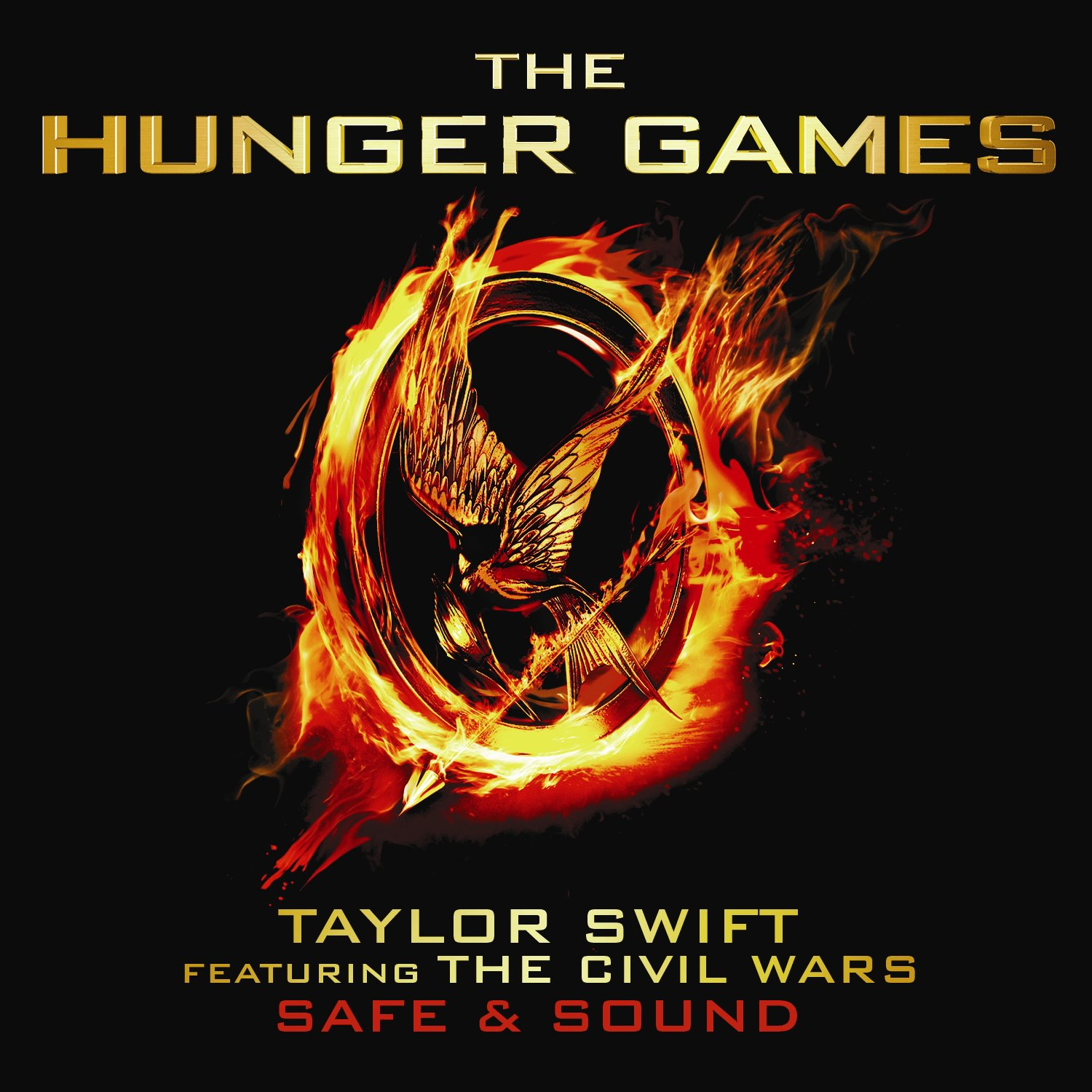 Taylor Swift Safe & Sound (feat. The Civil Wars) cover art