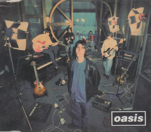 Oasis Take Me Away cover art