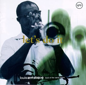 Louis Armstrong Stars Fell On Alabama cover art