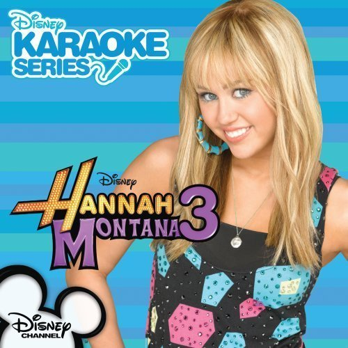 Hannah Montana Don't Wanna Be Torn cover art