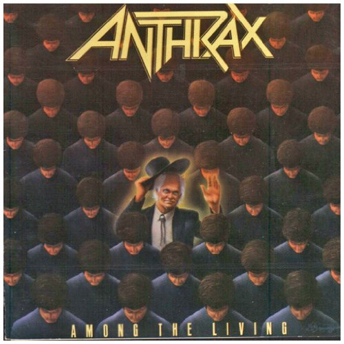 Anthrax A Skeleton In The Closet cover art