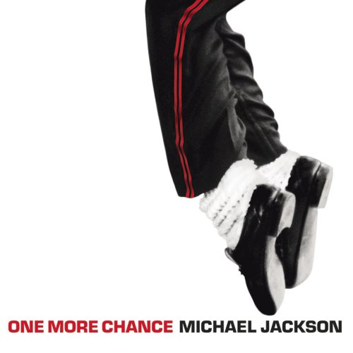 Michael Jackson One More Chance cover art