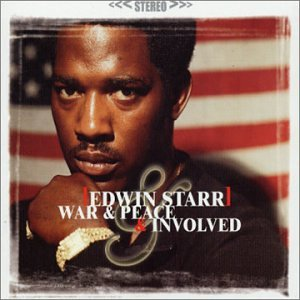 Edwin Starr War cover art