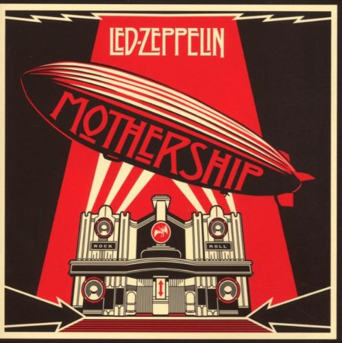 Led Zeppelin All My Love cover art