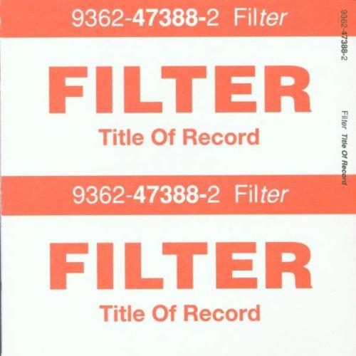 Filter Cancer cover art
