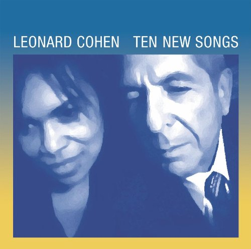 Leonard Cohen A Thousand Kisses Deep cover art